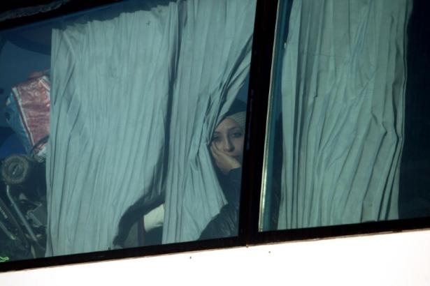 Grèce : évacuation du camp de réfugiés d'Idomeni