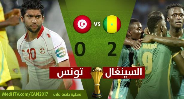 CAN 2017: 1ère journée difficile pour l'Algérie et la Tunisie