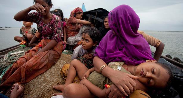 """""""اليونيسيف"""" : مئتا ألف طفل لاجئ من الروهينغا بحاجة لدعم عاجل"""