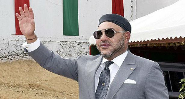Inauguration par le Roi Mohammed VI de la bibliothèque de la dynastie Alaouite à Rabat