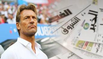 تغريدة رونار .. حسرة الصحافة الرياضية الجزائرية !