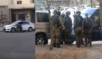 قتيلان في اطلاق نار في مقر للاستخبارات الروسية