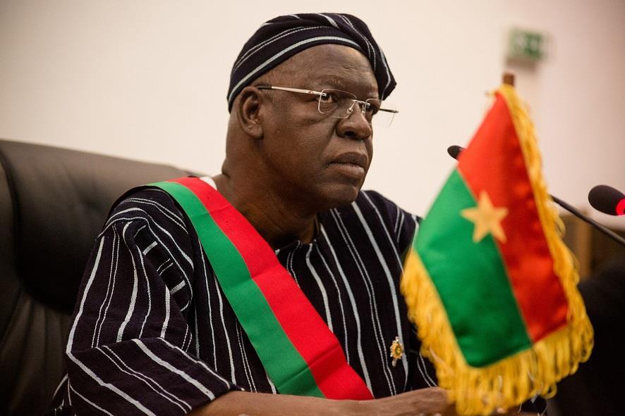 Burkina: décès de Salifou Diallo, président de l'Assemblée nationale