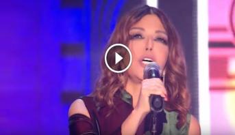 """فيديو .. سميرة سعيد تغني بالفرنسية رائعة """"إيديت بياف"""""""