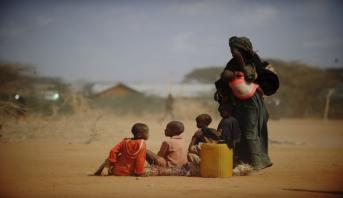 124 مليون شخص عبر العالم يعانون من المجاعة نتيجة الحروب والجفاف