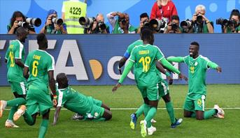 السينغال تهزم بولندا وتحقق ما عجزت عنه منتخبات افريقيا في مونديال روسيا