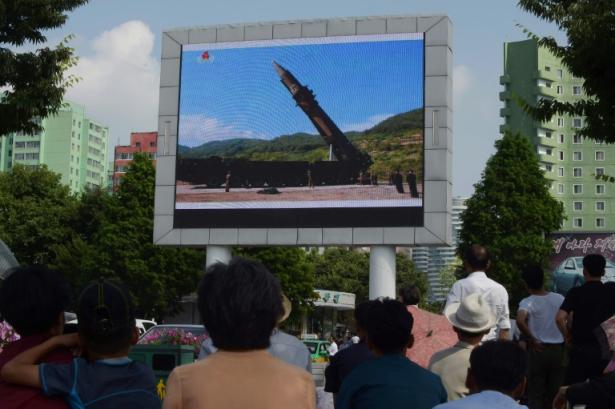 Nouveau tir d'un missile balistique par Pyongyang: Séoul compte accélérer le déploiement du bouclier américain