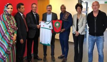 صربيا ولوكسمبورغ تحددان موقفهما من الملف المغربي لمونديال 2026