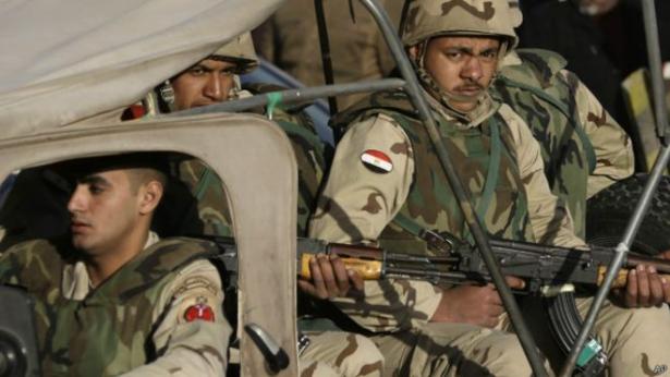 Égypte: état d'urgence prolongé sur une partie du Sinaï