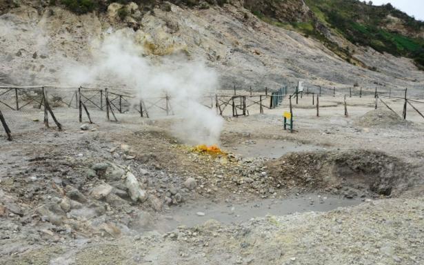Italie: une famille meurt en tombant dans un cratère de Volcan