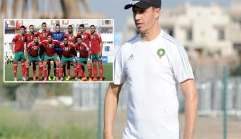 السلامي يوجه الدعوة لـ 23 لاعبا للمشاركة في ألعاب التضامن الإسلامي