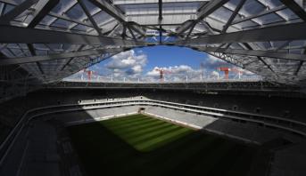 Football/Mondial-2018: le stade de Kaliningrad inauguré le 22 mars
