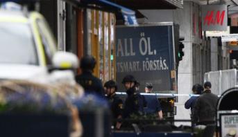 ارتفاع عدد قتلى هجوم ستوكهولم إلى خمسة