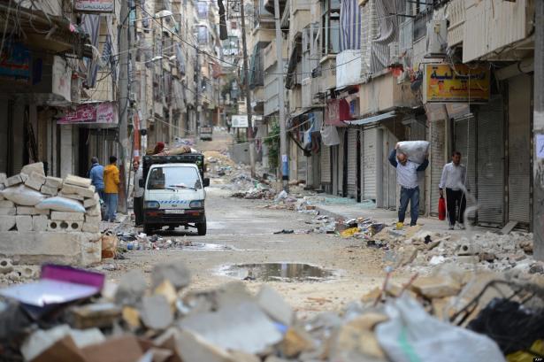 Syrie: à l'approche du Ramadan, l'ONU appelle à une trêve humanitaire