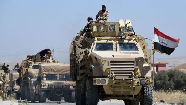 Assaut sur Tal Afar, l'un des derniers bastions de Daech en Irak