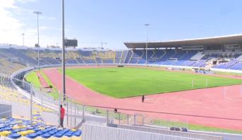 إغلاق ملعب محمد الخامس لثلاثة أسابيع