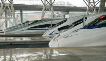 تقديم قطارات أولمبياد بكين الشتوية فائقة السرعة