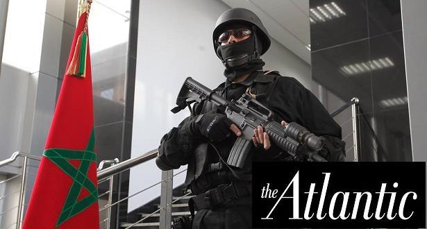 """مجلة """"ذا أتلانتيك"""" تشيد بالمقاربة الريادية للمغرب في مكافة الإرهاب"""