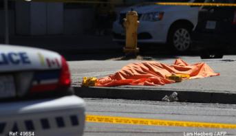 حصيلة ضحايا حادث الدهس بكندا