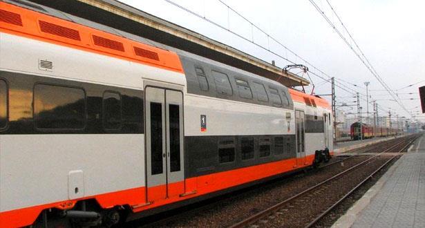 Un quinquagénaire mortellement fauché par un train à Salé (autorités locales)