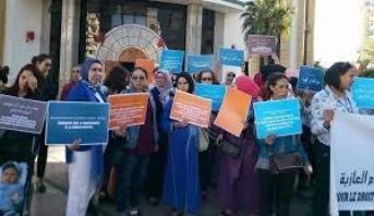 """Tanger: Le 17 e tribunal symbolique des femmes pointe du doigt """"la féminisation de la pauvreté"""""""
