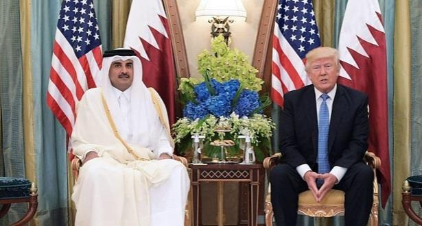 Actualit trump voque une possible rencontre avec les for Maison du monde qatar