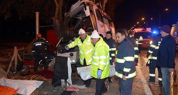 رحلة تزلج تنقلب إلى فاجعة في تركيا بعد وفاة 11 شخصا وإصابة 46 آخرين