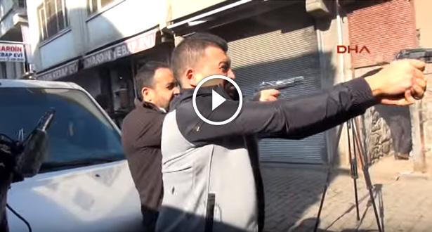 فيديو مثير .. لحظة تبادل إطلاق النار ومقتل رئيس نقابة المحامين بتركيا