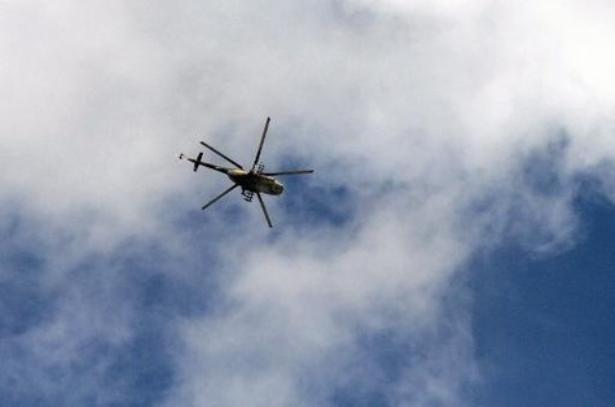 Un hélicoptère syrien s'écrase près d'Alep