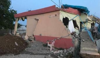 إصابة 13 شخصا جراء زلزال بقوة 5.2 درجة جنوب شرق تركيا