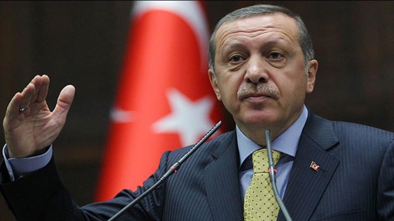 الرئيس التركي يصادق على الحكومة المؤقتة الجديدة
