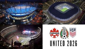 جولة في بعض ملاعب أمريكا وكندا والمكسيك المرشحة لاحتضان مباريات مونديال 2026