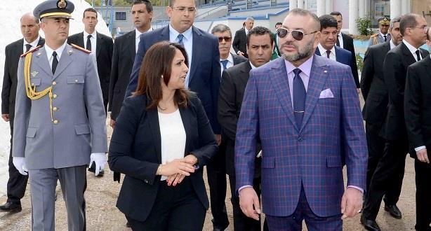الدار البيضاء.. الملك محمد السادس يعطي انطلاقة مشروع إعادة تأهيل وتثمين ملعب الفيلودروم أنفا