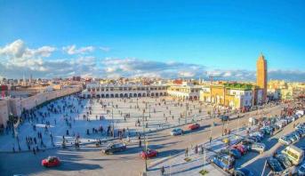 مدينة وجدة تتسلم بالأقصر مشعل عاصمة الثقافة العربية لسنة 2018