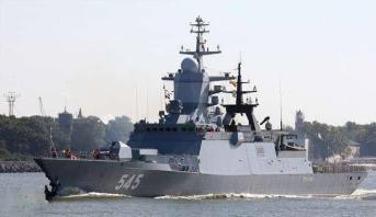 السعودية تبرم اتفاقية مع شركة إسبانية لشراء خمس سفن حربية