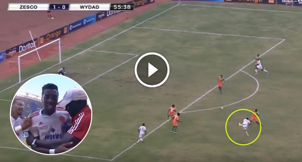Vidéo:  le Wydad prend les commandes du groupe A après son match nul contre Zesco United