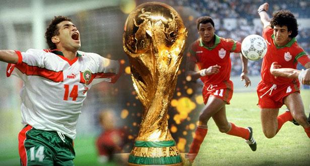 """أهداف مغربية """"مونديالية"""" خالدة في ذاكرة مشجعي """"أسود الأطلس"""""""