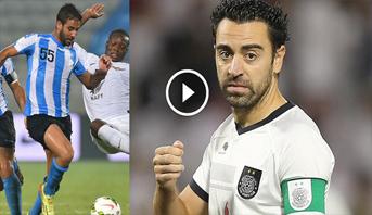 فيديو .. متولي يتألق بإحرازه هدفا وتشافي يسجل ثنائية ويقود فريقه للفوز