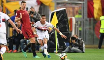 الياميق ينتزع احترام الإيطاليين في ظهوره الأول مع جنوى
