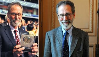 الفرنسي إيف مييه يفوز بجائزة أبيل النرويجية في مجال الرياضيات