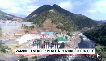 Zambie - énergie: place à l'hydroélectricité