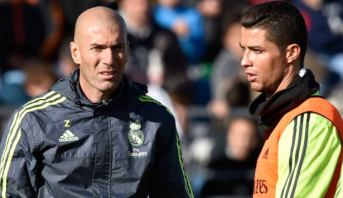 Espagne: Zidane n'imagine pas le Real Madrid sans Ronaldo