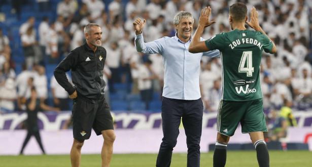 """صحيفة الآس: """"مدرب بيتيس لديه مضاد حيوي لسيرخيو راموس وهو المغربي فضال"""""""