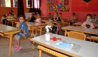 Les ministères de l'éducation nationale et de la santé appellent au strict respect des mesures de prévention dans les établissements scolaires