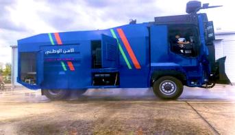 DGSN : 660 nouveaux véhicules mis à la disposition de différents services pour leur permettre de mener à bien leurs missions