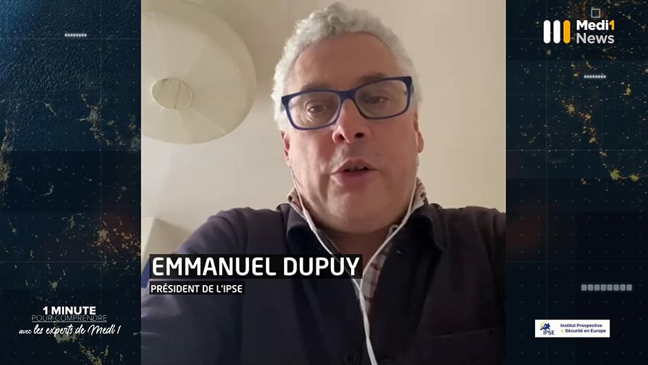 """1 minute pour comprendre avec Emmanuel Dupuy, Président de l'IPSE: """"G5 Sahel, quels enjeux pour le Sommet de N'Djamnena?"""""""