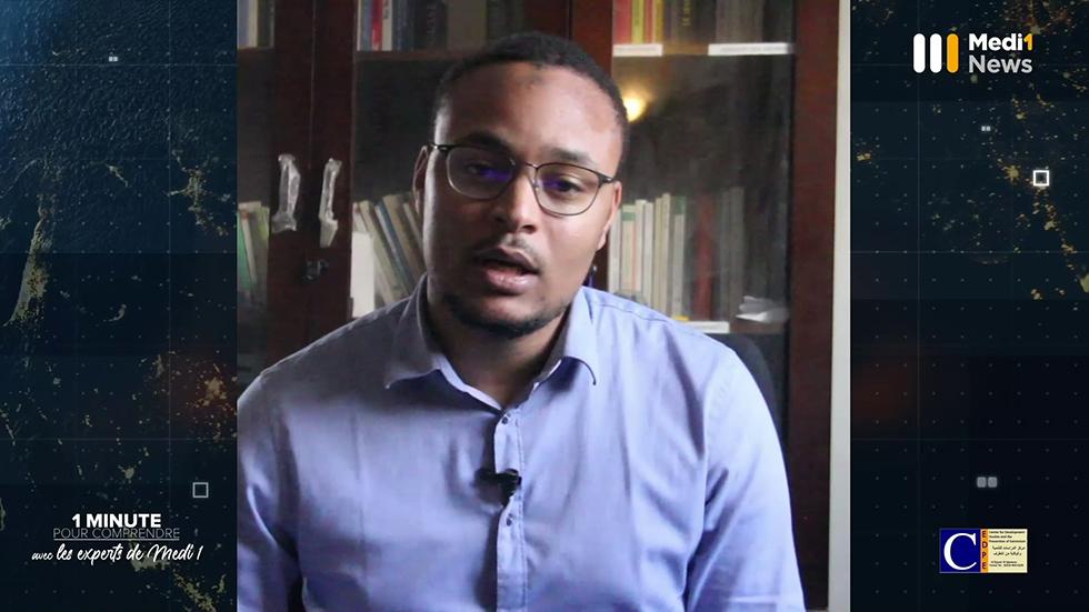 """1 minute pour comprendre avec Sadam Ahmat, chercheur au CEDPE : """"RCA, le statut juridique de l'accord de Khartoum après l'attaque de Bangui"""""""