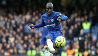 Foot: N'Golo Kanté de retour l'entraînement de groupe avec Chelsea
