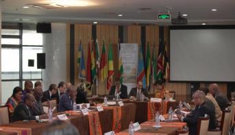 الدول المشاركة في قمة لجنة المناخ والصندوق الأزرق لحوض الكونغو