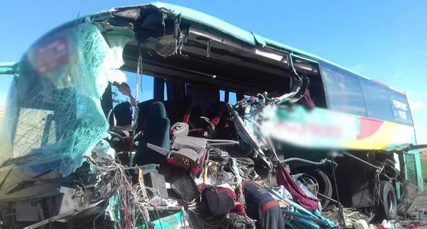 3 قتلى و10 مصابين في حادثة سير بإقليم كلميم